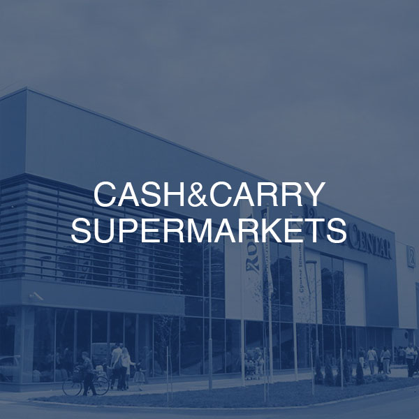 CASH&CARRY SUPERMARKETS